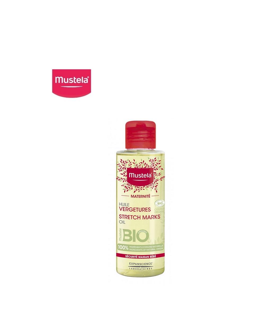 Mustela-olio-smagliature-BIO-105-ml